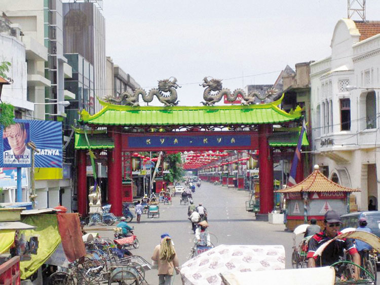 Gateway to Chinatown.