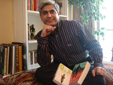 Vikas Swarup, author of Q&A (a.k.a. Slumdog Millionaire) and Six Suspects, is set to appear at the 2009 Ubud Writers and Readers Festival.