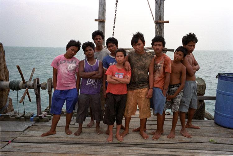 The Jermal Boys.