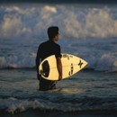 Indonesian Surf Star Dazzles on the Silver Screen